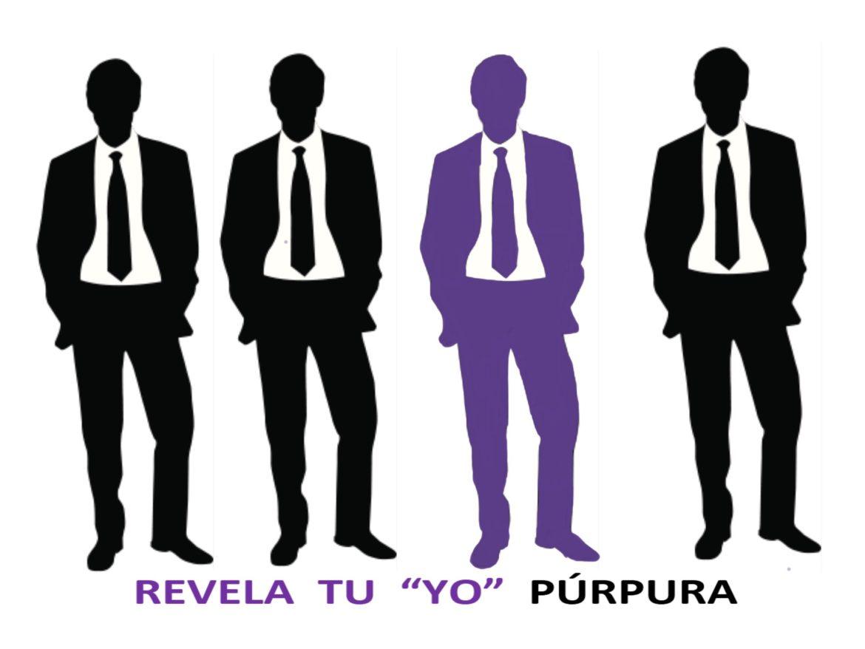 "Saca a relucir tu ""yo"" púrpura. Marca personal (I)   TheBookHunter.lab"